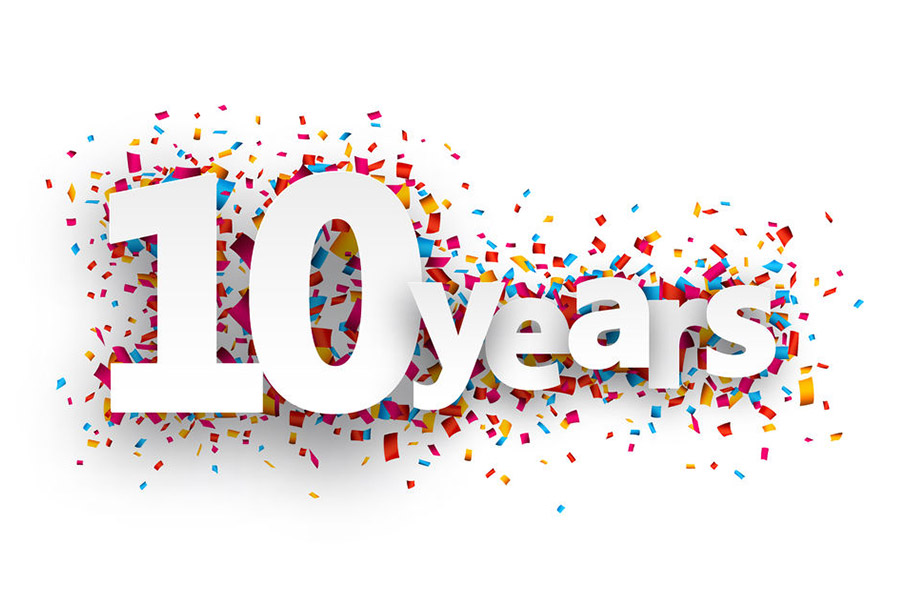 Variation Design's 10th Anniversary